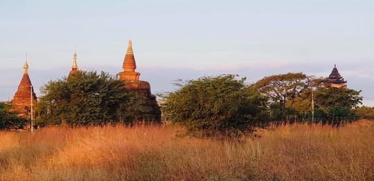 Bagan - Thành phố bình minh - Ảnh 2.