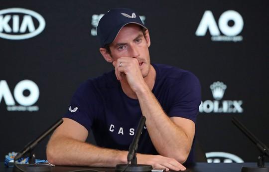 Tuyên bố giải nghệ, Andy Murray được các sao nữ vinh danh - Ảnh 1.