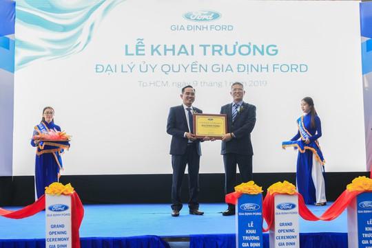 Ford Việt Nam khai trương đại lý chính hãng Gia Định Ford - Ảnh 1.