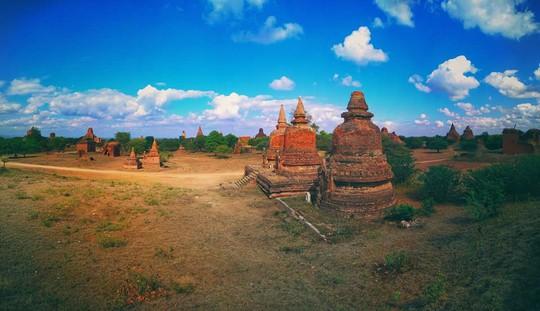Bagan - Thành phố bình minh - Ảnh 5.