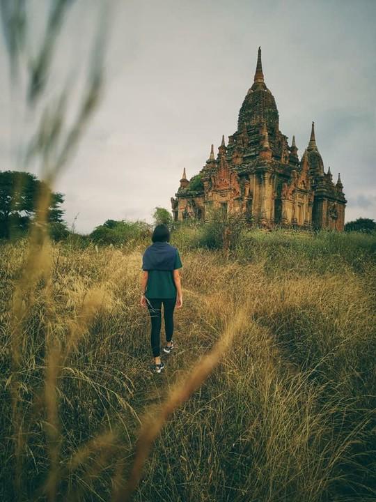 Bagan - Thành phố bình minh - Ảnh 4.