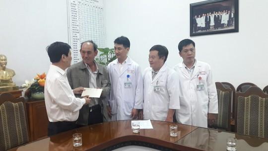 Thứ trưởng Bộ Công an chúc mừng ê-kíp cứu người gặp nạn trên đèo Hải Vân - Ảnh 2.