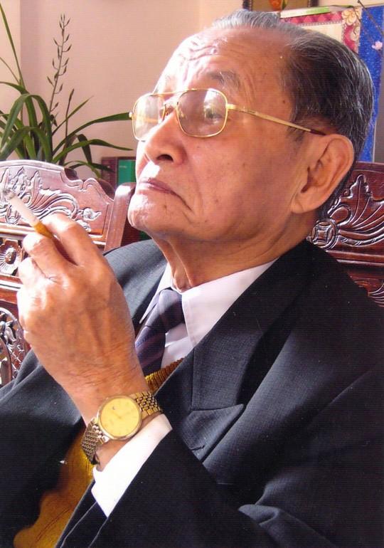 Hồi ức: Nhớ Thầy tuồng Hoàng Châu Ký - Ảnh 1.