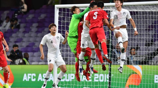 Asian Cup 2019: Vắng Son Heung-min, Hàn Quốc vẫn giành vé vào 1/8 - Ảnh 5.