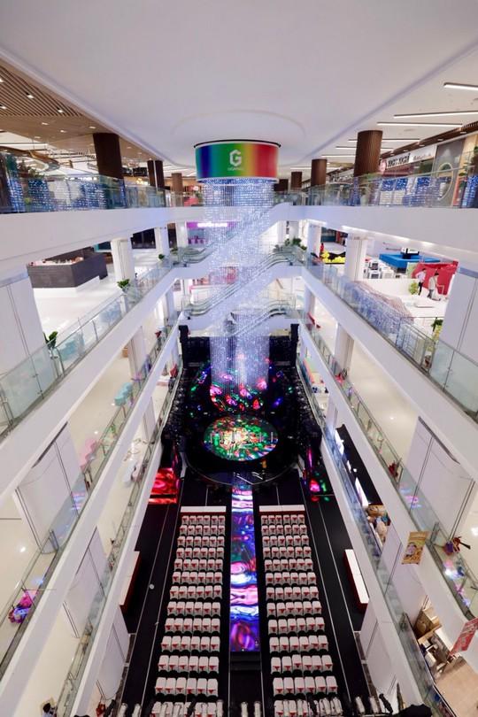 Trung tâm Thương mại Gigamall: Mỗi trải nghiệm, mỗi niềm vui - Ảnh 3.