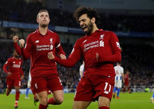Clip: Chelsea, Liverpool thắng trận tạo áp lực cho Man City, Tottenham - Ảnh 3.