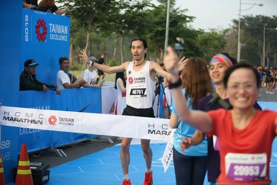 U70 cùng tranh tài với các VĐV nhí tại giải Marathon quốc tế TP HCM 2019 Taiwan Excellence - Ảnh 2.