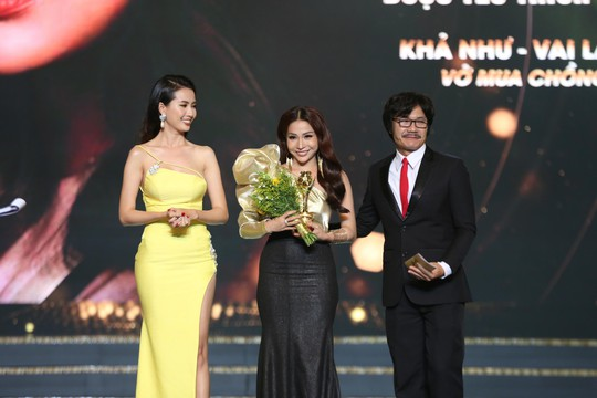 Trao giải Mai Vàng lần thứ 24-2018: Chiến thắng của những gương mặt mới - Ảnh 2.