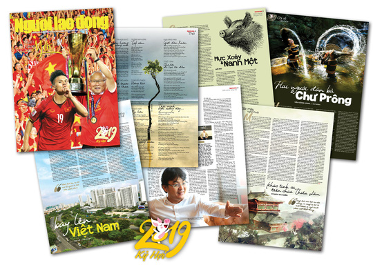 Ngày 15-1, phát hành Báo Người Lao Ðộng Xuân Kỷ Hợi 2019 trên toàn quốc - Ảnh 1.