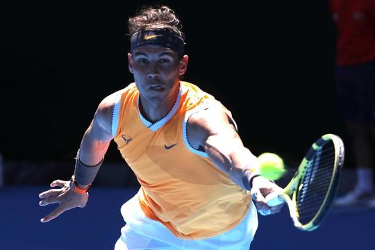 Nadal chiến thắng ngày ra quân Giải Úc mở rộng 2019 - Ảnh 4.