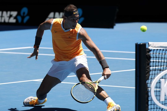 Nadal chiến thắng ngày ra quân Giải Úc mở rộng 2019 - Ảnh 3.