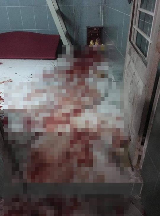 Băng giang hồ truy sát kinh hoàng 4 thanh niên ở Thủ Đức - Ảnh 1.