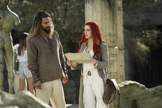 """Phim """"Aquaman"""" doanh thu vượt mốc 1 tỉ USD - Ảnh 2."""