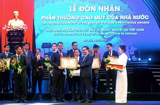 P&G Việt Nam được vinh danh doanh nghiệp FDI tiêu biểu - Ảnh 1.