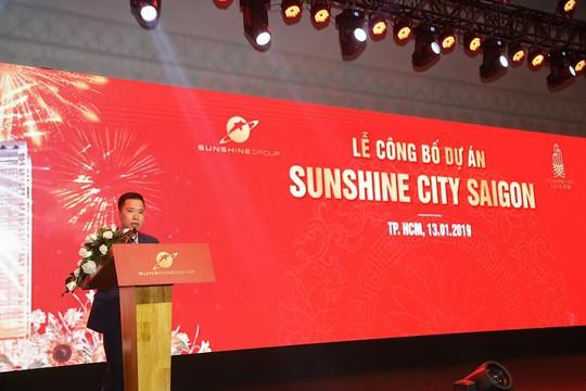 Gần 2.000 người tham dự Lễ công bố dự án Sunshine City Sài Gòn - Ảnh 2.