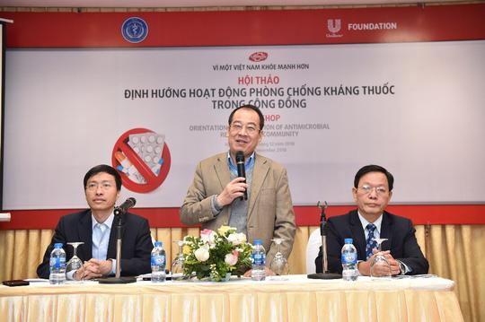 Phòng chống kháng thuốc kháng sinh tại Việt Nam: Còn nhiều thách thức - Ảnh 2.