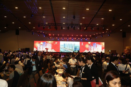 Gần 2.000 người tham dự Lễ công bố dự án Sunshine City Sài Gòn - Ảnh 5.