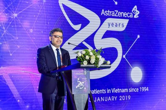 AstraZeneca ký kết thoả thuận hợp tác với Bệnh viện K - Ảnh 2.