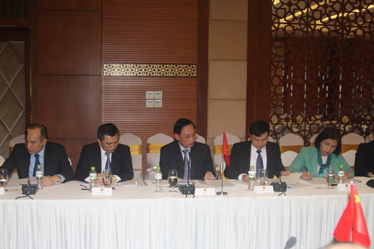 Đàm phán với Trung Quốc, Việt Nam bày tỏ quan ngại về diễn biến trên Biển Đông - Ảnh 2.