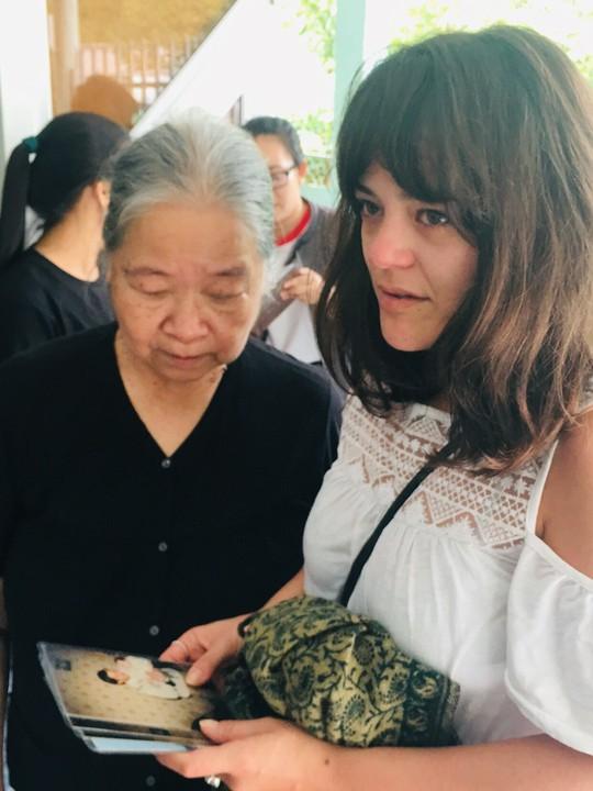 Cô gái Pháp rưng rưng gặp lại gia đình ở Vũng Tàu sau nhiều năm thất lạc - Ảnh 9.