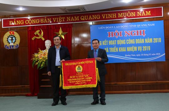 LĐLĐ tỉnh Quảng Nam: Nhiều hoạt động chăm lo cho CNVC-LĐ - Ảnh 1.