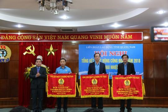 LĐLĐ tỉnh Quảng Nam: Nhiều hoạt động chăm lo cho CNVC-LĐ - Ảnh 2.