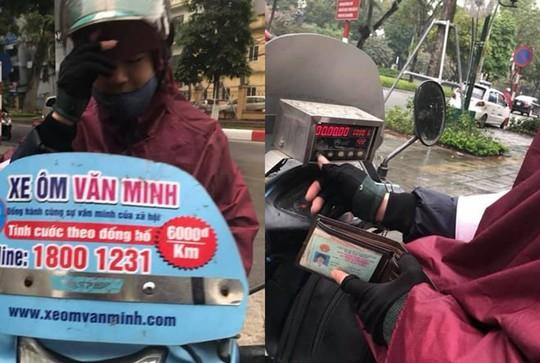 Cô gái trẻ choáng khi đi xe ôm Văn Minh gần 10 km bị chặt chém tới 600.000 đồng - Ảnh 1.