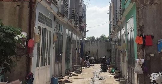 """TP.HCM: Nhà ba chung… nguy cơ trở thành """"khu ổ chuột"""" - Ảnh 1."""