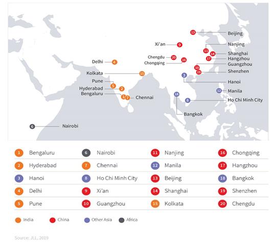Hà Nội và TP HCM lọt top 10 thành phố năng động nhất thế giới - Ảnh 2.