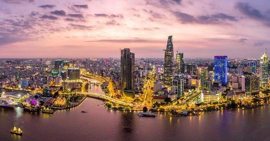 Hà Nội và TP HCM lọt top 10 thành phố năng động nhất thế giới - Ảnh 1.