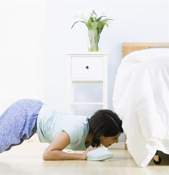 Cảnh báo 5 ổ vi khuẩn thường bị bỏ quên khi vệ sinh nhà - Ảnh 1.