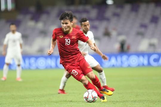 Hình ảnh: Thắng 2-0, ĐT Việt Nam hy vọng đi tiếp tại Asian Cup số 1