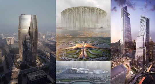 Những tòa nhà sẽ định hình kiến trúc thế giới năm 2019 - Ảnh 1.