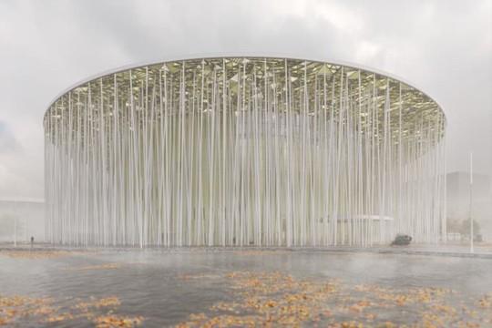 Những tòa nhà sẽ định hình kiến trúc thế giới năm 2019 - Ảnh 7.