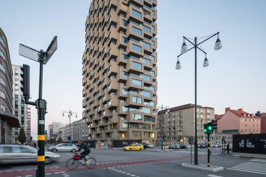 Những tòa nhà sẽ định hình kiến trúc thế giới năm 2019 - Ảnh 8.