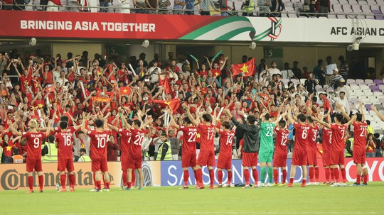 Đội tuyển Việt Nam làm gì trong khi Triều Tiên quyết đấu Lebanon - Ảnh 2.