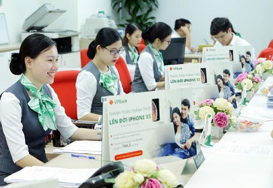 VPBank báo lãi gần 9.200 tỉ đồng trong năm 2018 - Ảnh 1.