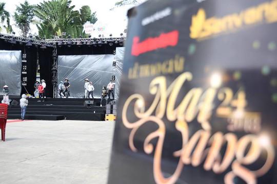 Gala Mai Vàng chào Xuân 2019 trước giờ G: Sôi động, tưng bừng - Ảnh 2.