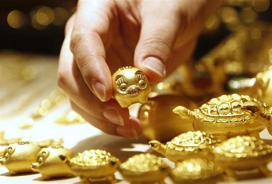 Đón năm heo, trúng 99 heo vàng tại Điện Máy Xanh - Ảnh 1.