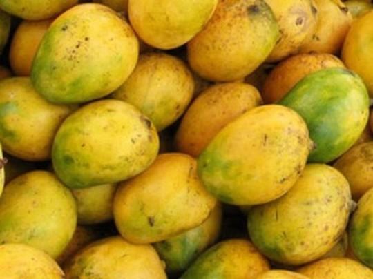 Phân biệt trái cây ngậm hóa chất tránh mua nhầm dịp Tết - Ảnh 6.