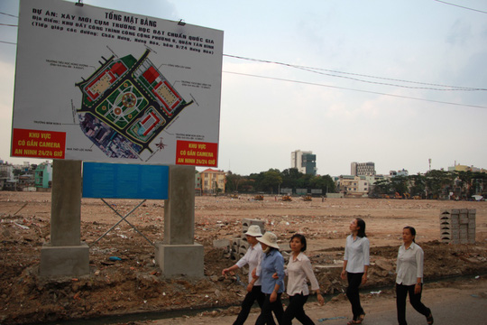 50% hộ dân khu vườn rau Tân Bình liên hệ phường để kê khai - Ảnh 1.