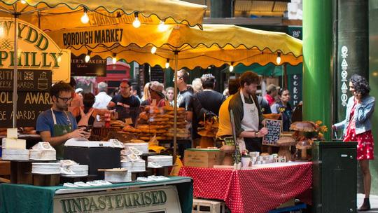 10 chợ ẩm thực đặc biệt nhất thế giới - Ảnh 2.