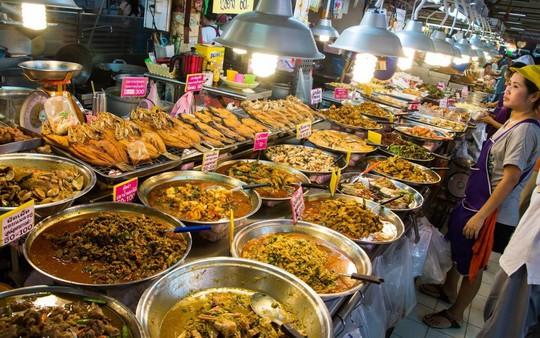 10 chợ ẩm thực đặc biệt nhất thế giới - Ảnh 4.