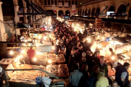 10 chợ ẩm thực đặc biệt nhất thế giới - Ảnh 5.