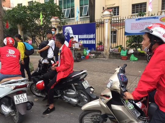Go-Viet tăng chiết khấu lên 20%, nhiều tài xế nghỉ chạy - Ảnh 1.