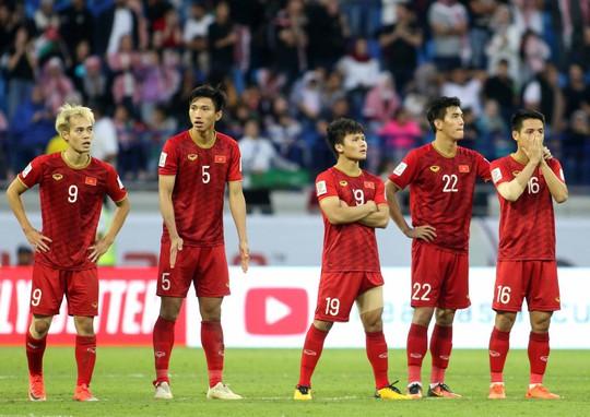Quang Hải không dám thực hiện đá 11 m trong nhóm 5 người đầu tiên