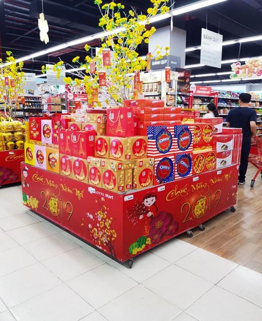 Mondelez Kinh Đô Việt Nam đưa ra hơn 60 loại sản phẩm dịp Tết 2019 - Ảnh 1.