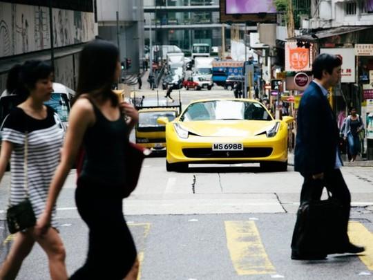 Cuộc sống của giới siêu giàu Hồng Kông - Ảnh 13.