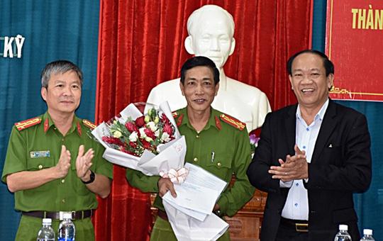 Quảng Nam: Bắt nhóm đối tượng cho vay tiền với lãi suất 182%/năm - Ảnh 1.