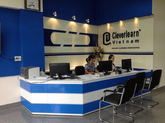 Đình chỉ hoạt động của Trung tâm Anh ngữ Cleverlearn Việt Nam - Ảnh 1.